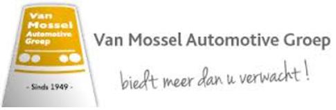 Logo Van Mossel Automotive Groep