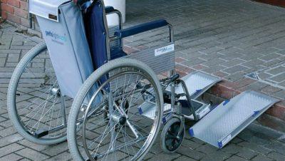 oprijplaten voor rolstoel