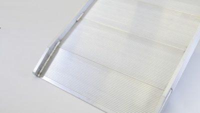 aluminium oprijplaat zwaardere klasse
